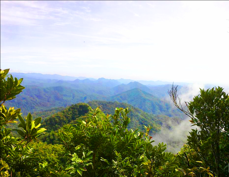 Mt Solo is one of off-beaten Apayao tourist spots.