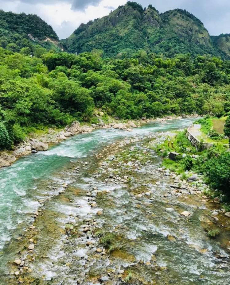 Benguet Tourist Spots (Amburayan River)