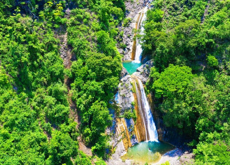 Kayapa Falls is one of the must-see tourist spots in Ilocos Sur.