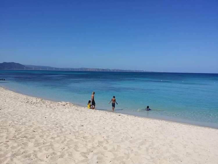 Pagudpud Beach is one of Northern Luzon Tourist Spots and one of the best places to see in North Luzon