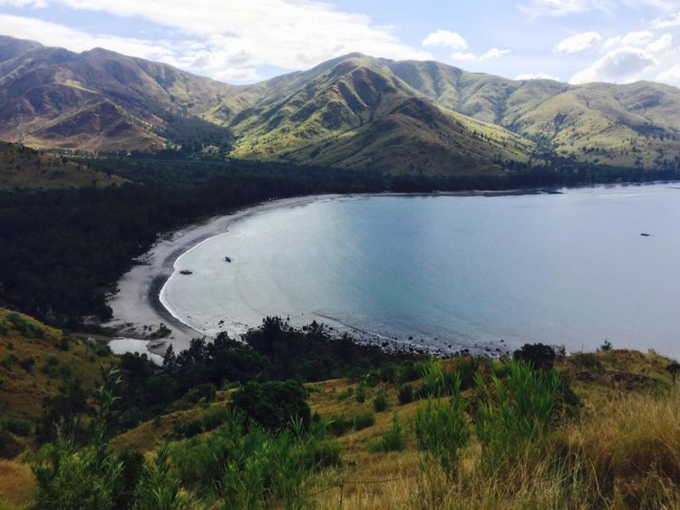 Talisayen Cove is one of the tourist spots in Zambales