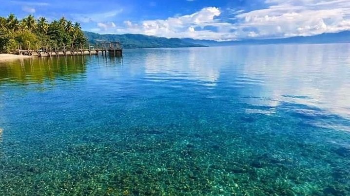 Tagbak Marine Park is one of the tourist spots in Southern Leyte.