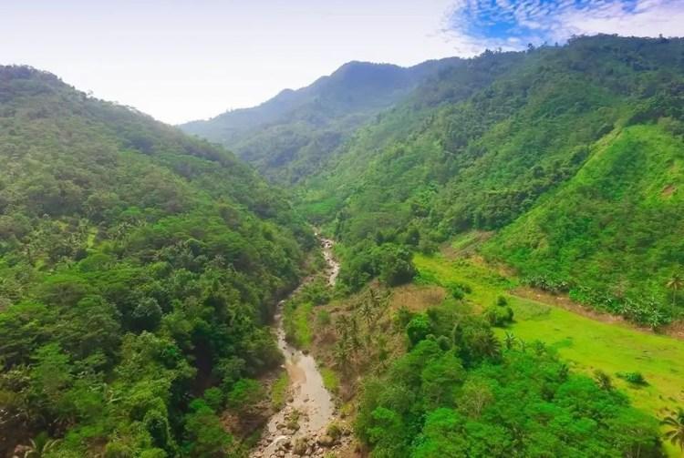 Calaitan River is one of Agusan del Sur tourist spots