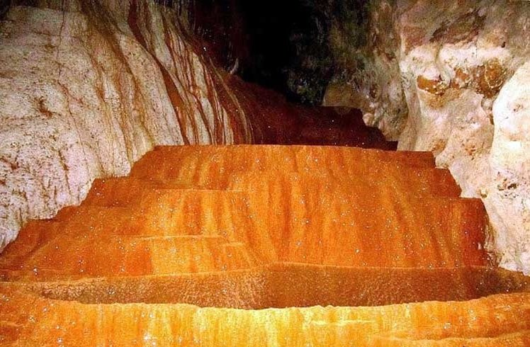 Ongop Cave is one of the tourist spots in Agusan del Sur