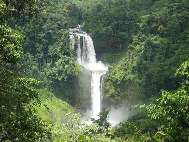 Limunsudan Falls is one of Lanao Del Norte tourist spots