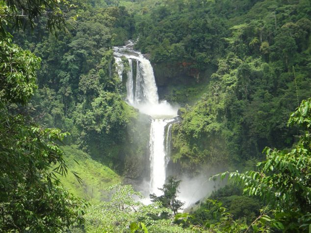 Limunsudan Falls is one of Lanao Del Norte tourist spots