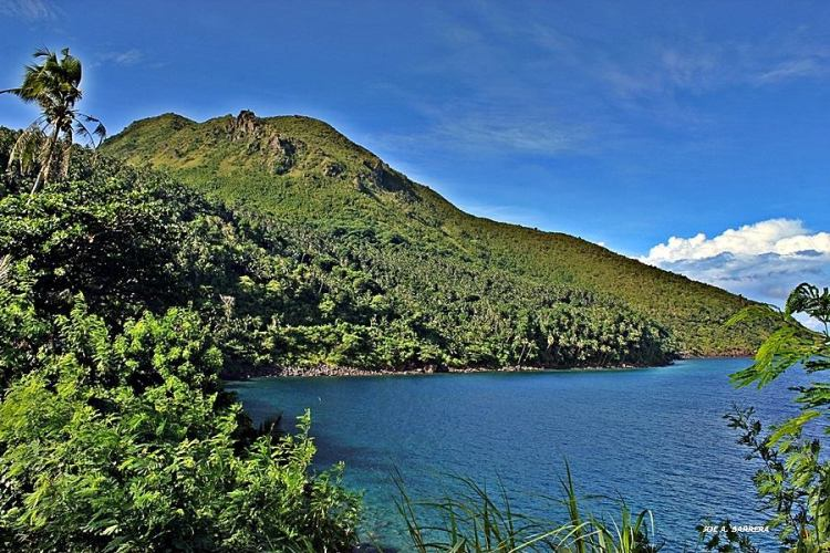 Mt Vulcan is one of Camiguin tourist spots.