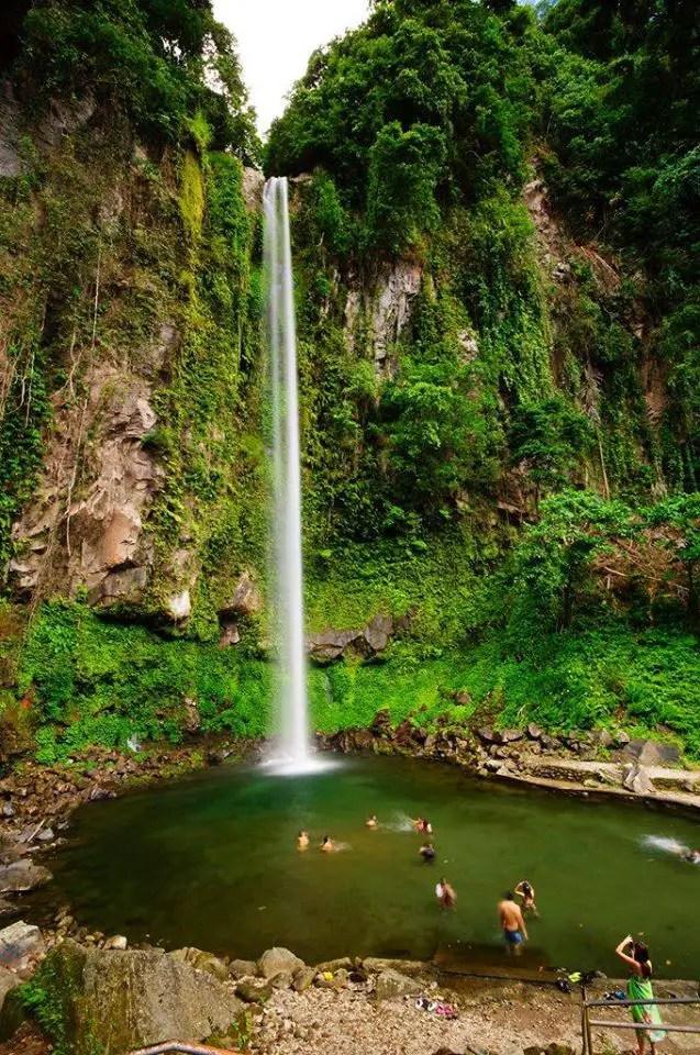 Kaitbawasan Falls is one of Camiguin tourist spots.