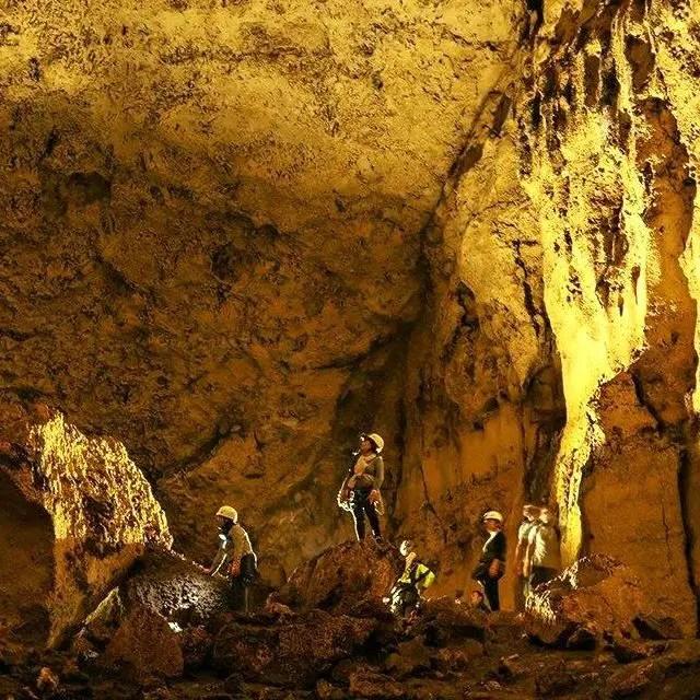 Baga Cave is one of Davao Del Norte tourist spots