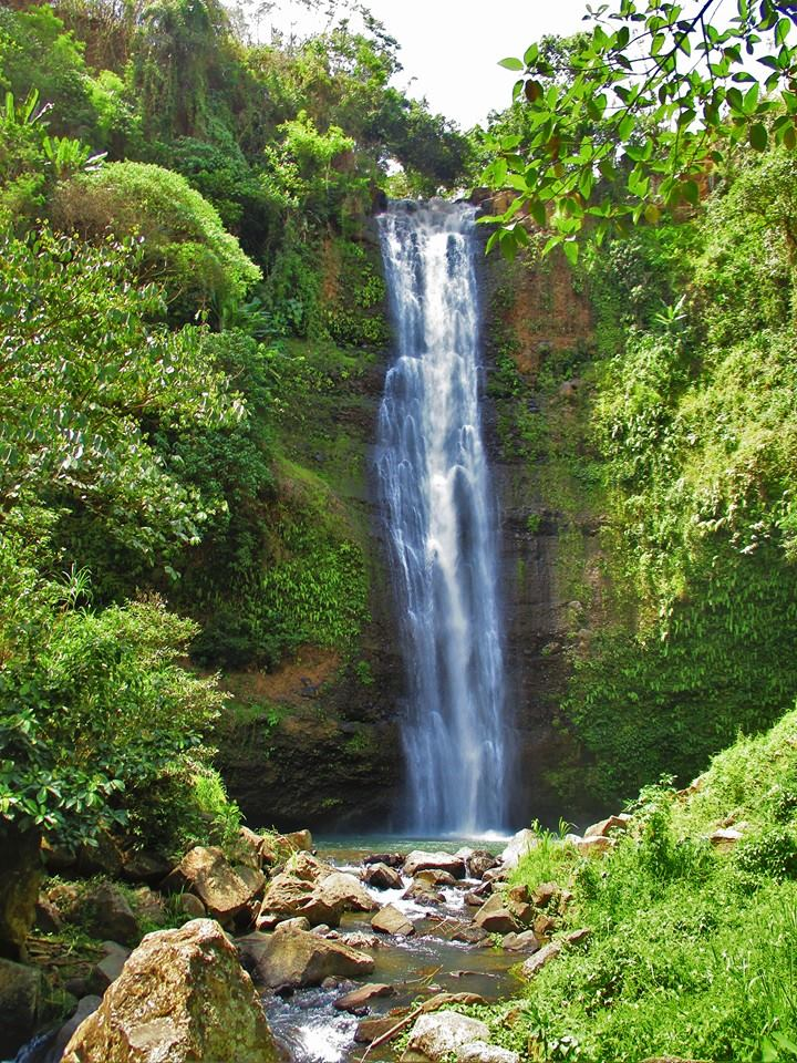 Alalum Falls is one of the top Bukidnon tourist spots.