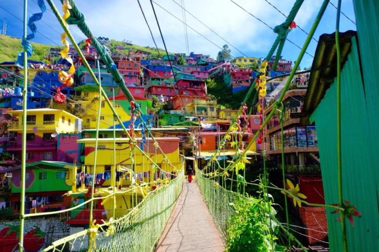 Behold Stobosa Baguio, one of the top Baguio tourist spot.