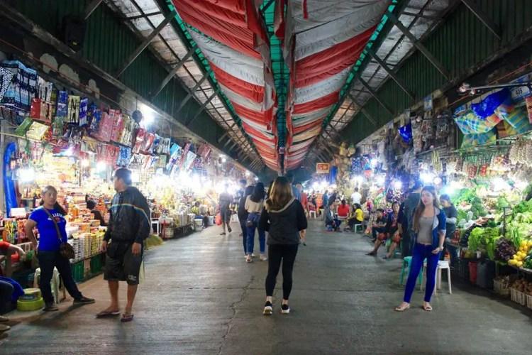 Behold Baguio Public Market