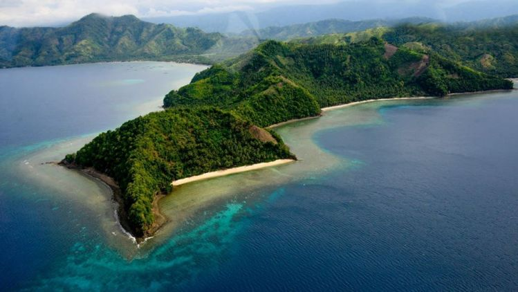 Sleeping Dragon is one of the acclaimed Davao Occidental tourist spots