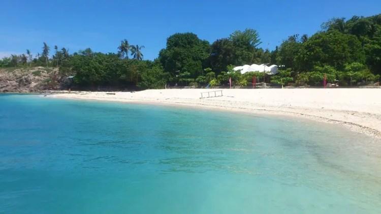 Aliguay Island is one of the Zamboanga Del Norte tourist spots