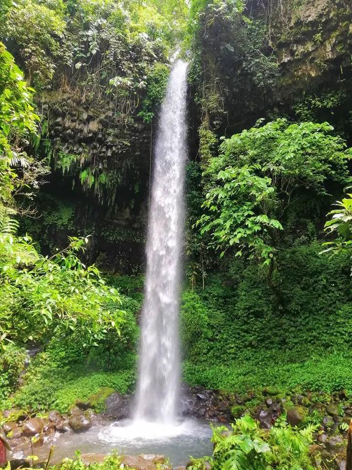 Tumari Falls is one of Davao Del Sur tourist spots