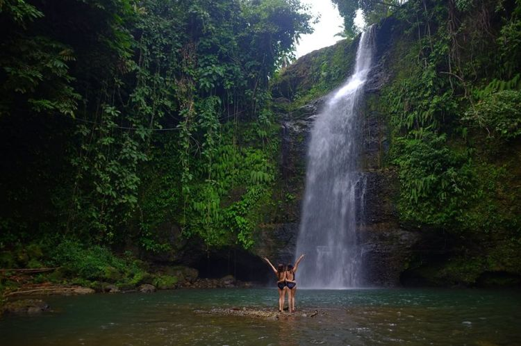 Sapang Dalaga Falls is one of Misamis Occidental tourist spots