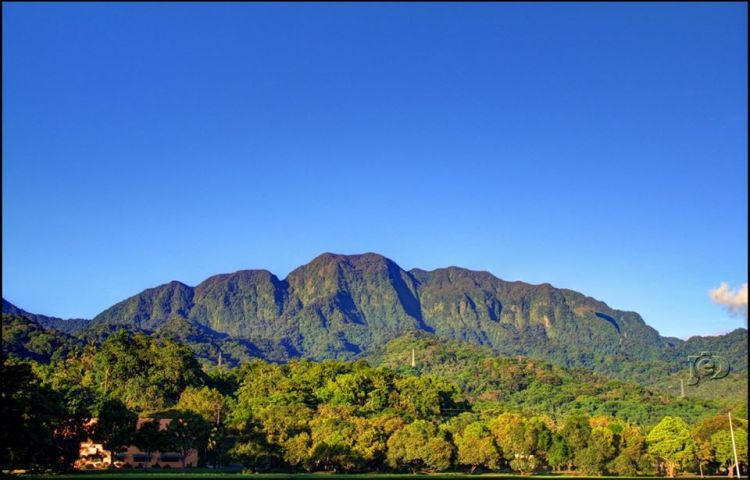 Mount Pangasugan is one of the most preserved of Leyte tourist spots.