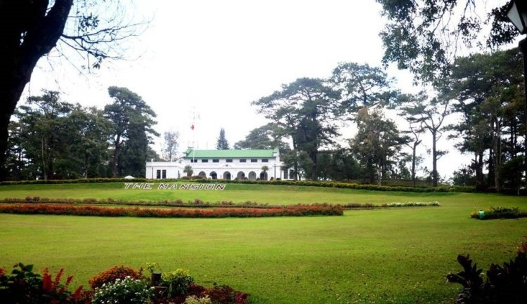 Behold The Mansion House Baguio, one of the top Baguio tourist spot