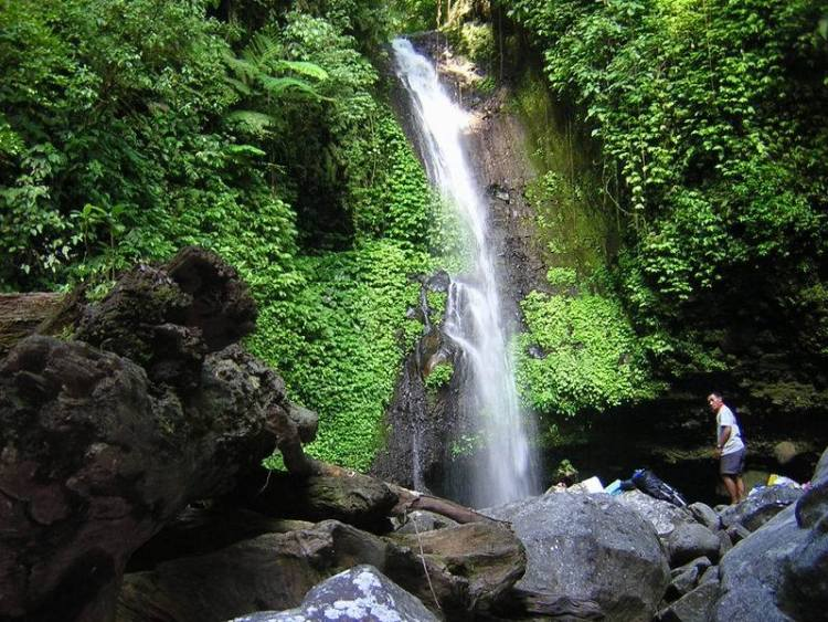 Siatong Falls is one of Misamis Occidental tourist spots