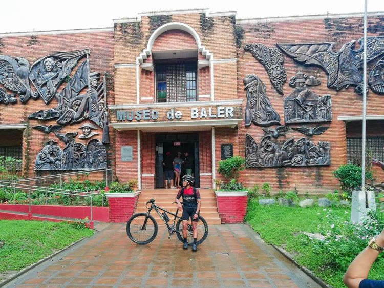 Museo de Baler is one of the tourist spots in Aurora province.