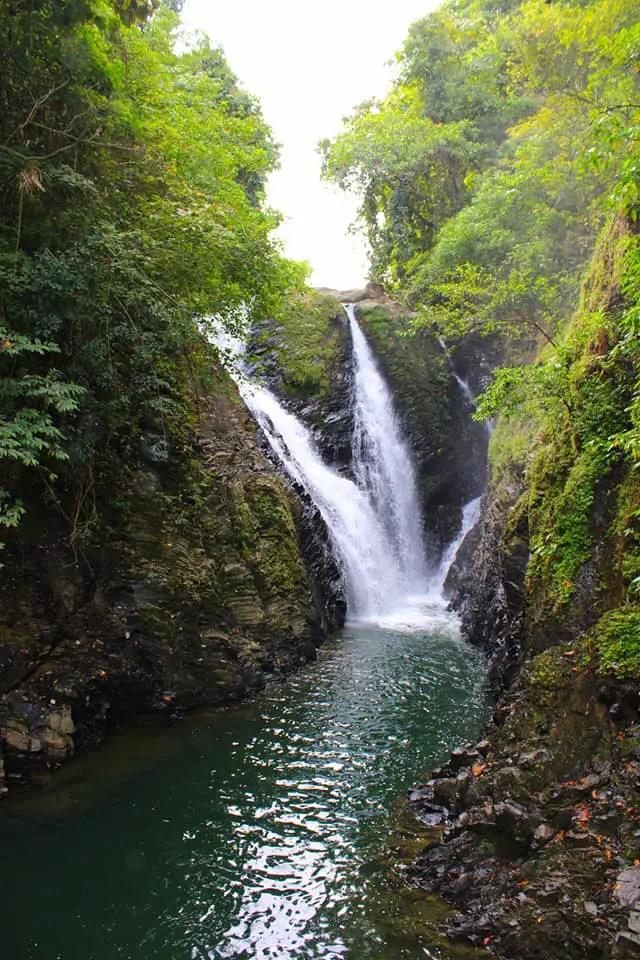 Dalisay Falls is one of Zamboanga Sibugay tourist spots