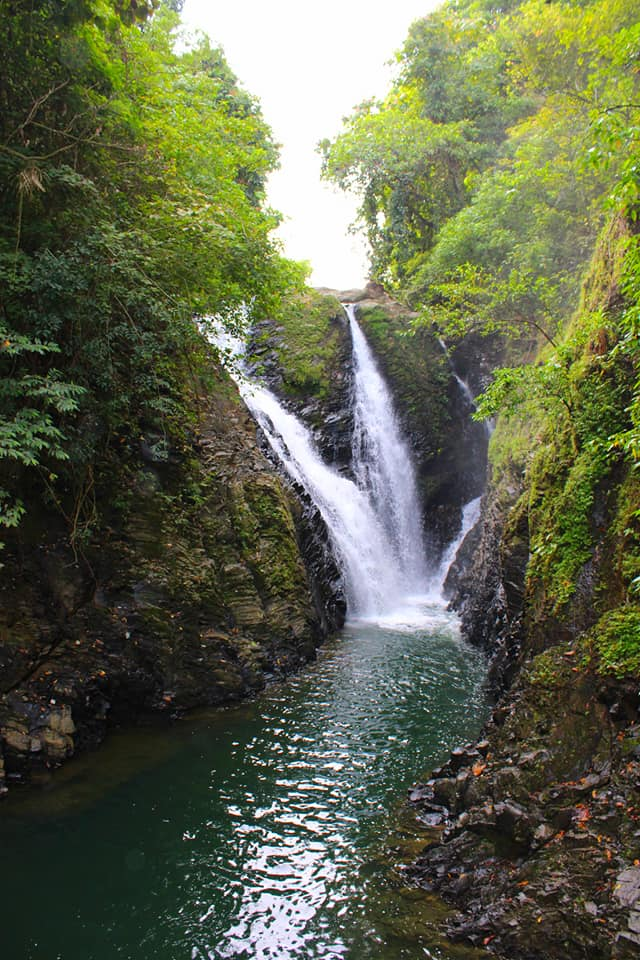 Dalisay Falls is one of Zamboanga Sibugay tourist spots