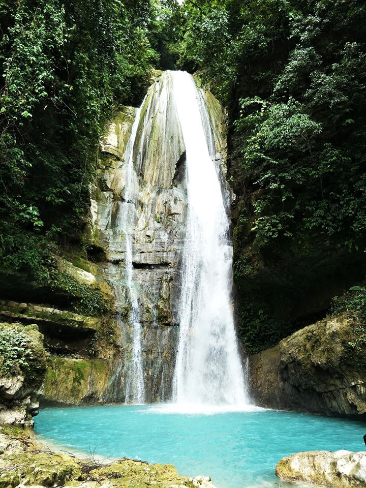 Kapuka Falls is one of Davao Oriental tourist spots