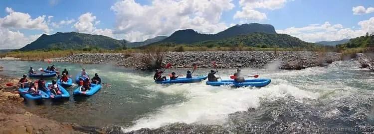 Bulsa River is one of Tarlac tourist spots.