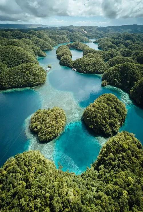 Sohotan National Park is one of Surigao Del Norte tourist spots.