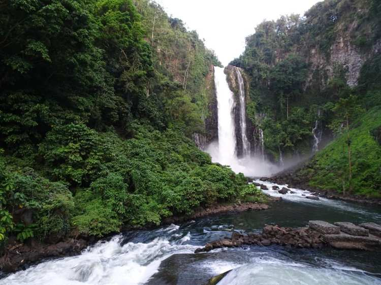 Maria Cristina Falls is one of Lanao Del Norte tourist spots