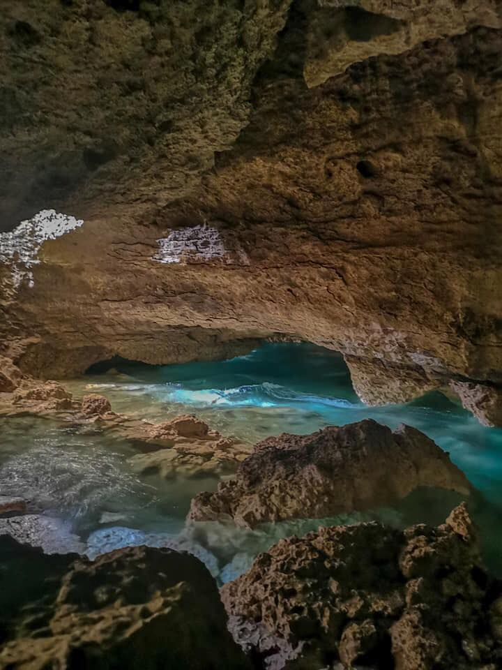 Bluewater Cave is one of the top Bukidnon tourist spots.