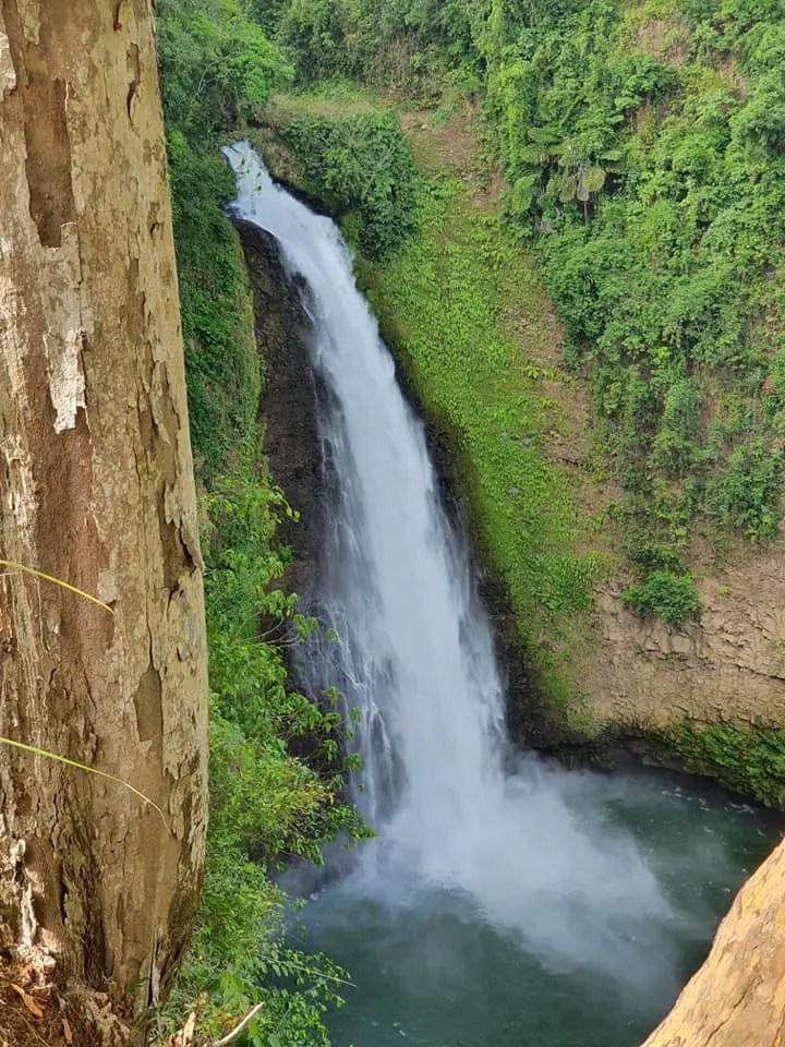 Pagayawan Falls is one of Lanao Del Norte tourist spots