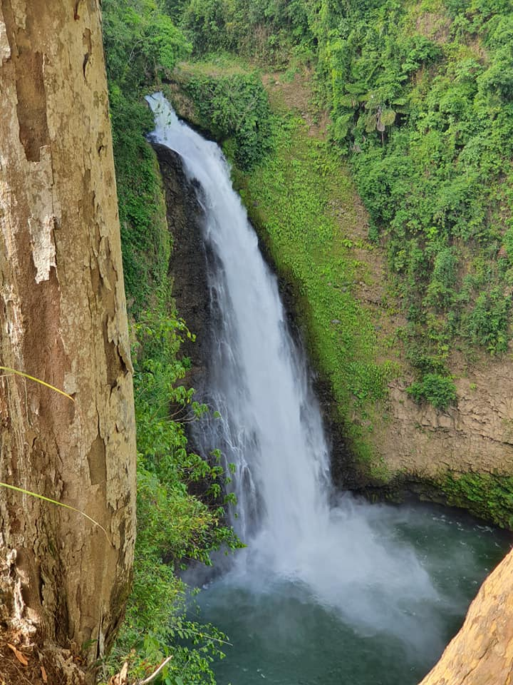 Pagayawan Falls is one of Lanao Del Norte tourist spots