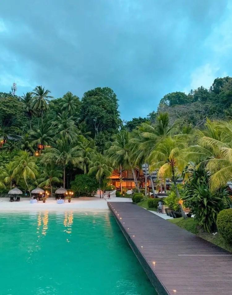 Pearl Farm Beach Resort is one of Davao Del Norte tourist spots