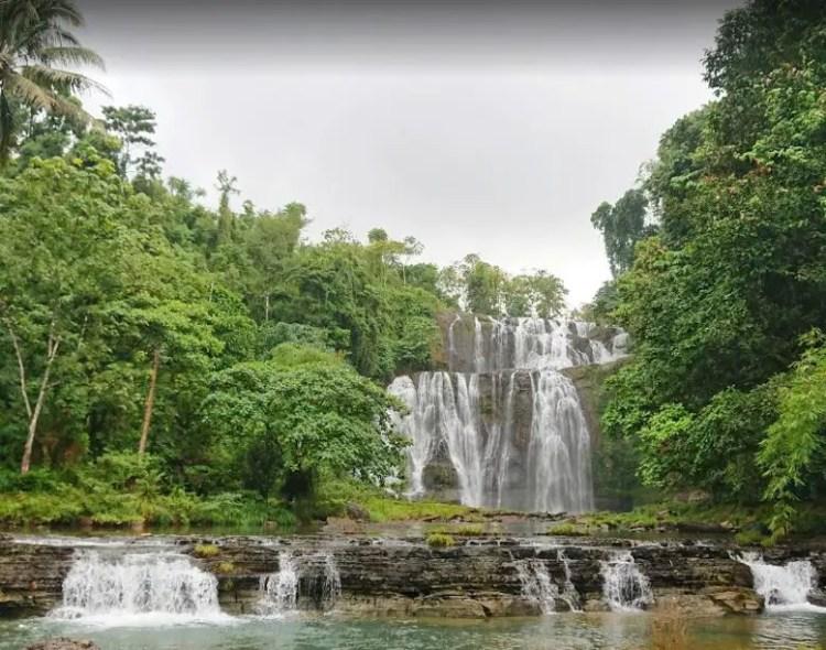 Situbo Falls is one of Zamboanga Del Norte tourist spots