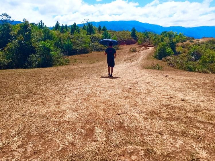 On the way to Marlboro Country/Marlboro Hills Sagada