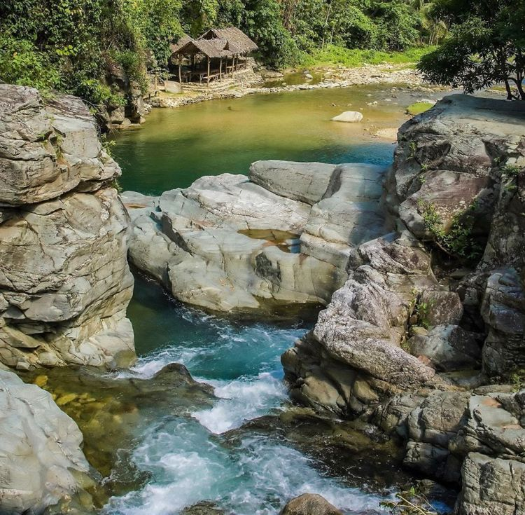 Tukuran Falls is one of the best tourist spots/attractions in Oriental Mindoro.