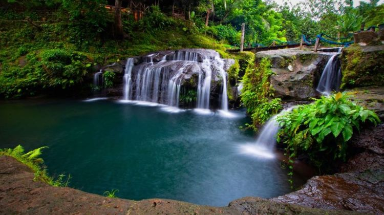 Balite Falls is one of the hidden Cavite tourist spots/destinations/attractions.