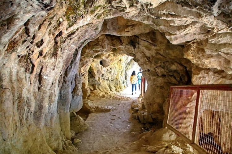 Pamitian Cave is one of the top tourist spots/destinations in Rizal Province.