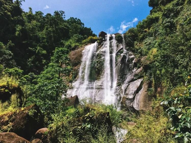 Loslosi Falls is one of the best La Union tourist spots/destinations