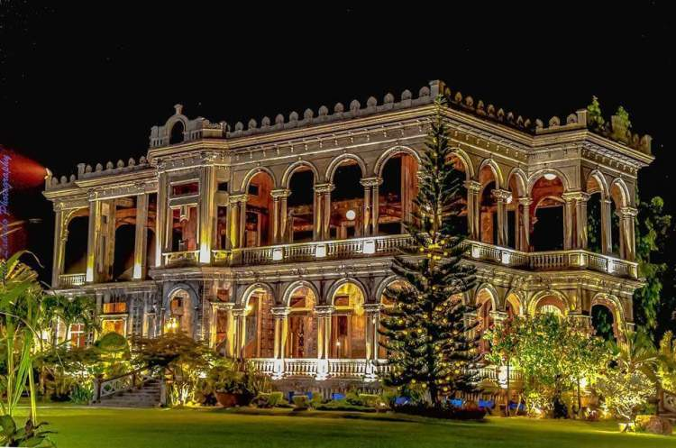 The Ruins is one of the best Negros Occidental tourist spot/destinations