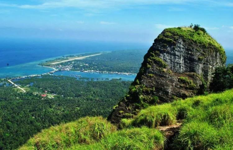 Bud Bungao Peak is one of Tawi Tawi tourist spots.