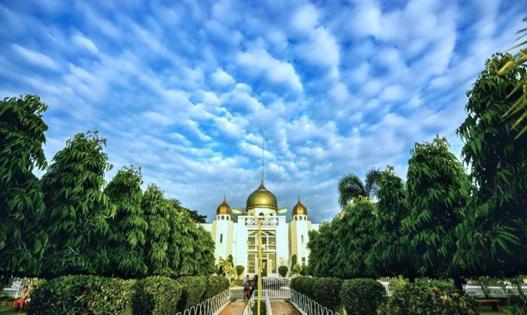 Sulu Provincial Capitol is one of the best Sulu tourist spots/Sulu attractions