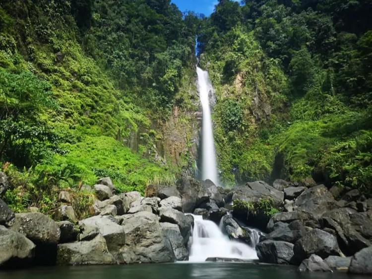 Bubuludtua Falls is one of the best Lanao Del Sur tourist spots.