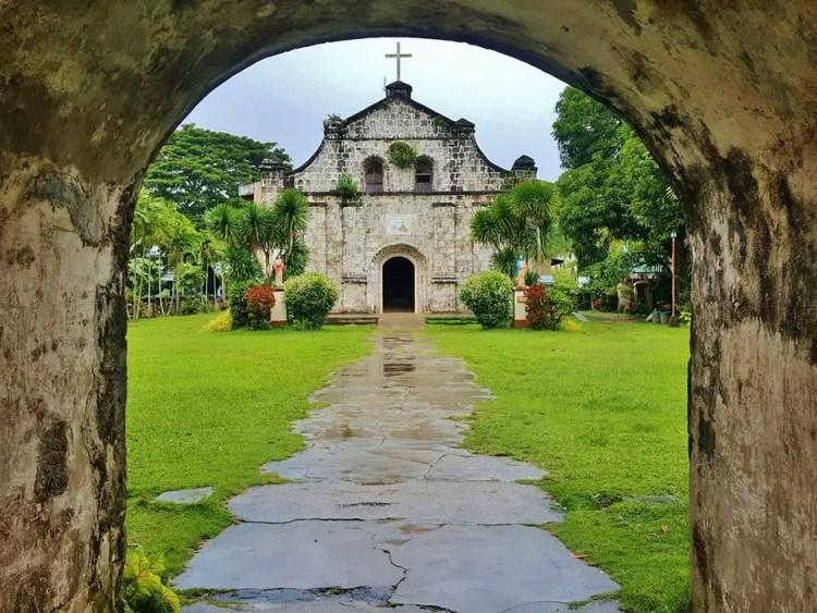 Navalas Church is one of the best guimaras tourist spot