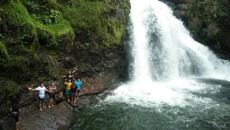 Kapati falls is one of North Cotabato tourist spots
