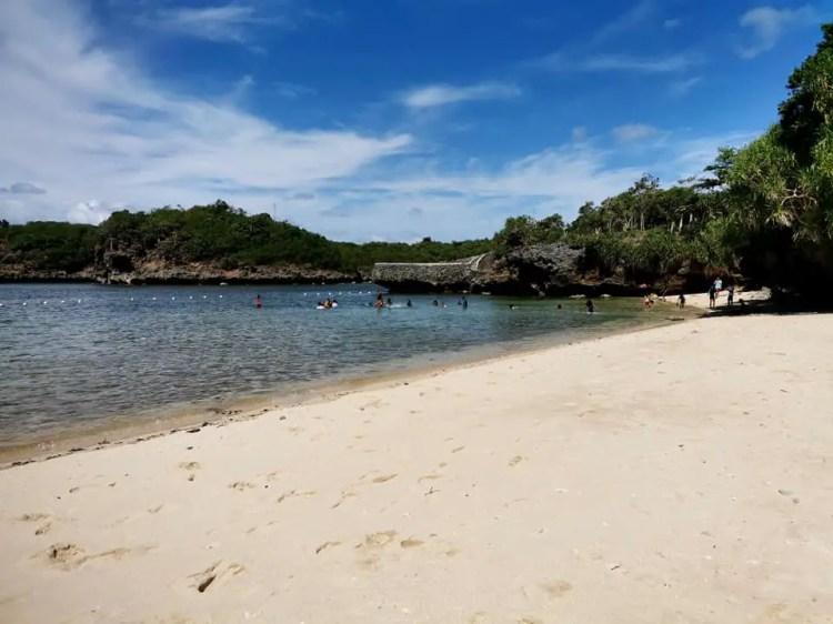 Natago Beach is one of the best guimaras tourist spot