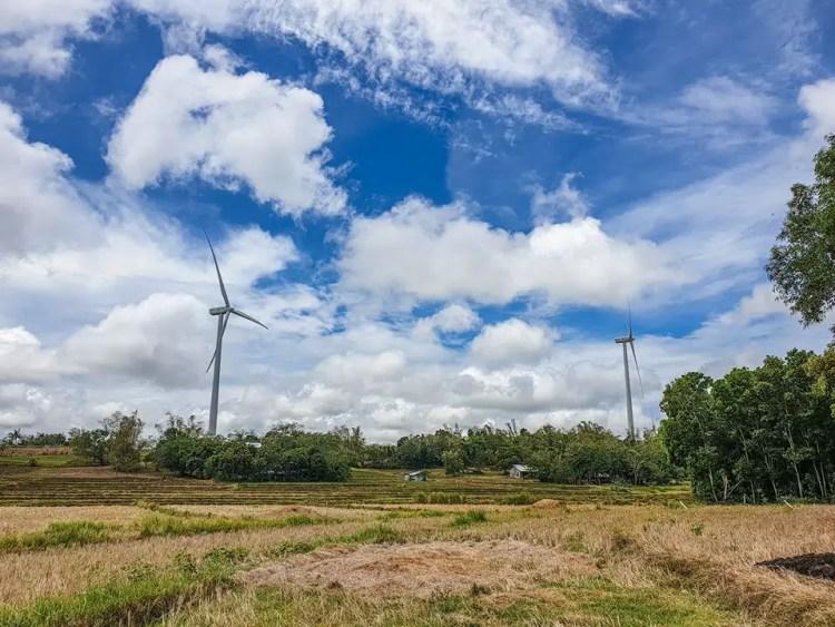 Guimaras Windmills is one of the best guimaras tourist spot