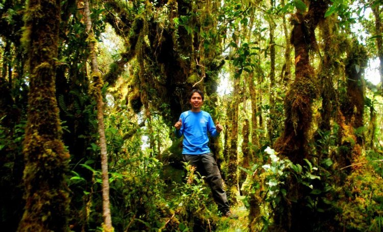 Mount Ragang is one of the best Lanao Del Sur tourist spots.