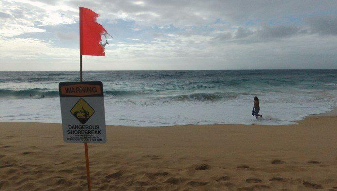 Most Dangerous Beach in Hawaii
